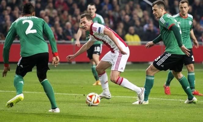 Ajax vs Legia Warszawa, 01h00 ngày 24/02: Không có bất ngờ
