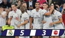 5 điều rút ra sau chiến thắng của Real Madrid trước Reims