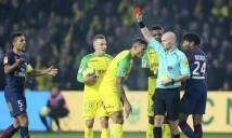 Ngáng chân cầu thủ, 'trọng tài côn đồ' Ligue 1 bị phạt cực nặng