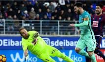 5 điểm nhấn sau đại thắng của Barca trước Eibar