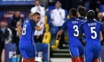 Lập siêu phẩm sút phạt, Payet giúp tuyển Pháp thoát hiểm trước Cameroon
