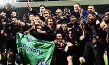 Chelsea xác nhận người nâng cúp vô địch Premier League ở vòng đấu cuối