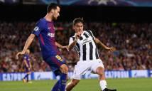 Juventus khó đòi nợ Barca