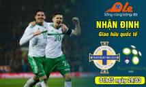 Bắc Ireland vs Slovenia, 01h45 ngày 29/03: Khởi động cho cuộc chiến
