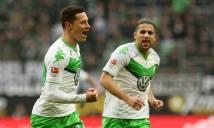 Inter nhảy vào phá đám PSG vụ sao Wolfsburg