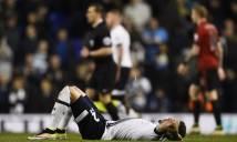 Tottenham chia điểm, Leicester tới gần ngôi vô địch