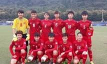 U19 nữ Việt Nam thua đậm Australia, CHÍNH THỨC bị loại khỏi U19 nữ châu Á 2017 mà không kiếm được điểm nào