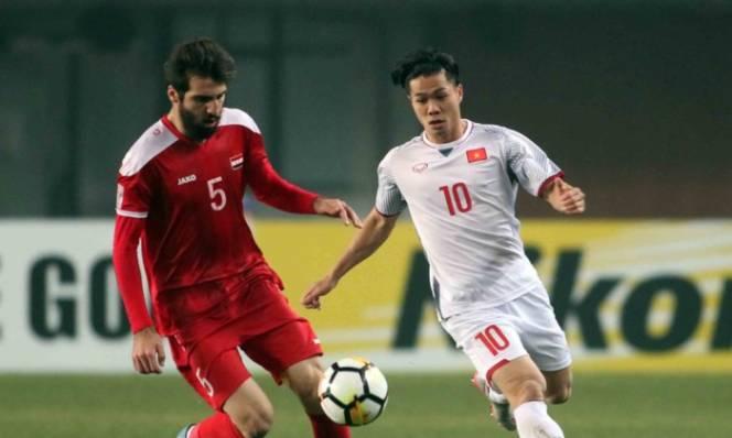 Điểm tin bóng đá VN sáng 19/1: Công Phượng nên đá lùi trước U23 Iraq