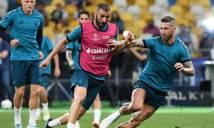 Real trước thềm CK C1: Bale hay Benzema đá chính?