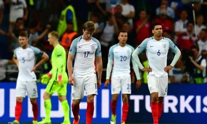 Iceland thua pháp, tuyển Anh lại bị chế nhạo