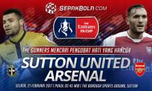 Sutton United vs Arsenal, 02h55 ngày 21/2: Xoa dịu nỗi đau