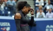 Bị loại ở bán kết US Open, Serena Williams mất ngôi số 1 thế giới