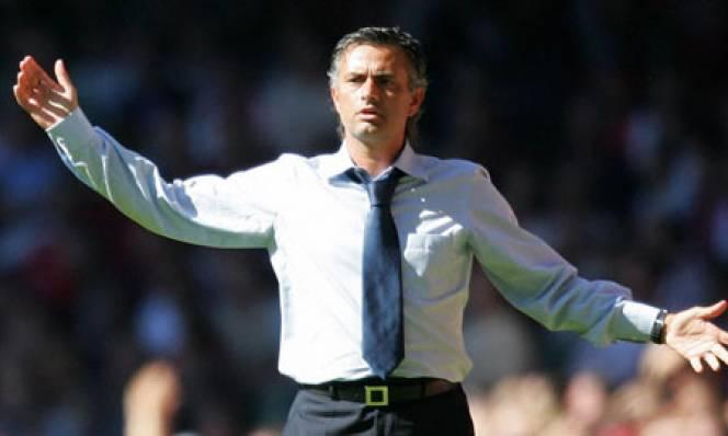 Nếu thua ở Siêu cúp Anh, Mourinho sẽ gặp điềm gở