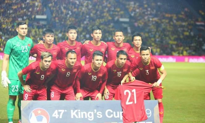 Vòng loại World Cup 2022: ĐT Việt Nam có thể