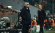 Ancelotti: 'Champions League khốc liệt hơn vì các CLB Anh'