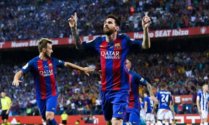 Trói chân Messi, Barca mới chỉ giải quyết được nửa vấn đề