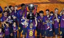 Hạ màn La Liga 2017/18: Mất món quà của Chúa