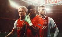 Giá trị đội hình Ajax tăng chóng mặt sau khi lọt vào bán kết Champions League