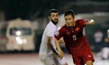ĐT Việt Nam chưa từng thua Jordan trong quá khứ