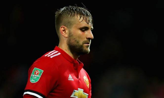 Luke Shaw đòi 5 triệu bảng để... rời M.U