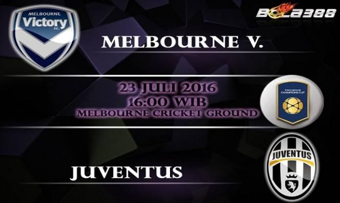 Melbourne Victory vs Juventus, 16h00 ngày 23/07: Khởi đầu cuộc sống mới