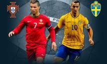 Bồ Đào Nha vs Thụy Điển, 1h45 ngày 29/3: Trong nỗi nhớ Ibrahimovic