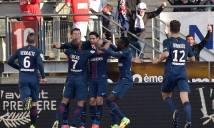 Sao Nam Mỹ tỏa sáng, PSG có chiến thắng nhẹ nhàng trước Nancy