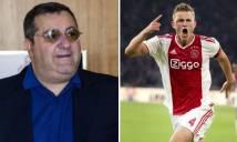 Biến căng vụ De Ligt: Man Utd có cơ hội lật kèo Barca nhờ người quen cũ