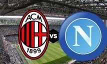 SOI SỐ BÀN THẮNG AC Milan vs Napoli, 20h00 ngày 15/04 (Vòng 32 Serie A)