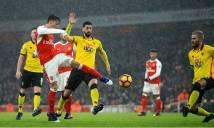 SOI SỐ BÀN THẮNG Arsenal vs Watford, 20h30 ngày 11/03 (Vòng 30 Premier League)