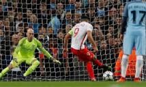 Thủ thành Man City thừa nhận gặp may trước Monaco