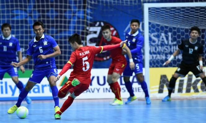 Thua khó tin, tuyển futsal Việt Nam mất HCĐ vào tay Thái Lan
