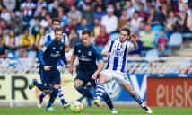 Nhận định Sociedad vs Real Madrid 01h45, 18/09 (Vòng 4 - VĐQG Tây Ban Nha)