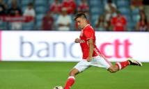 M.U ngắm sao Benfica cho kỳ chuyển nhượng mùa đông