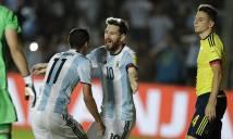 Điểm nhấn trận Argentina - Colombia: Liều thuốc thần... Messi