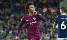 West Brom 0-1 Man City: Đêm diễn của