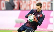 Bayern Munich trói chân thành công