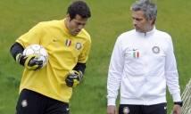 Cựu thủ thành Inter xem Mourinho 'còn hơn một người cha'