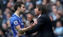 Fabregas và niềm tin đúng đắn của Conte