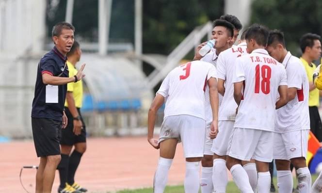 HLV Hoàng Anh Tuấn: 'U18 Việt Nam thắng nhờ kỷ luật và tinh thần'