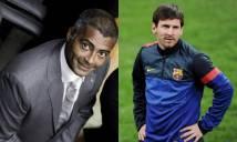 Romario: 'Khiêm tốn mà nói thì tôi giỏi hơn cả Maradona lẫn Messi'