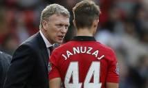 David Moyes: 'Januzaj có cùng đẳng cấp với Rooney khi còn trẻ'