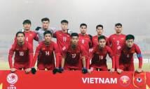 Đội hình ra sân U23 Việt Nam - U23 Qatar: Văn Đức, Xuân Mạnh đá chính
