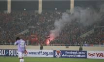 Đốt pháo sáng trên Mỹ Đình, VFF bị AFC phạt nặng