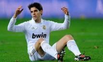 Kaka đối mặt Real Madrid: Gợi lại một ký ức buồn
