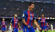 Suarez và cái duyên với mảnh lưới Real