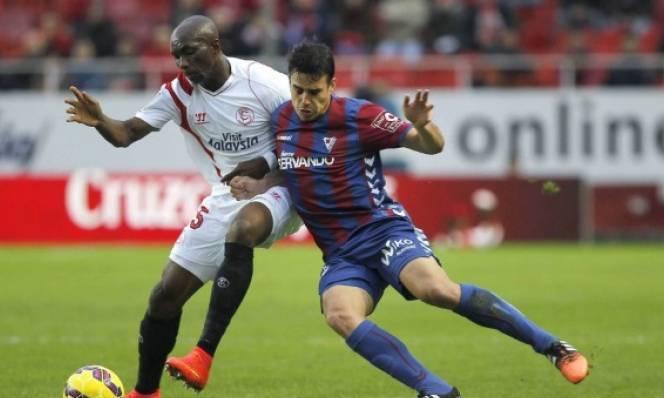 Sevilla vs Eibar, 02h45 ngày 19/01: Thắng để đua Top
