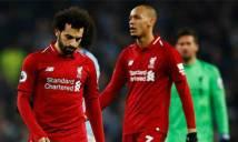 Liverpool đã thua Man City ngay từ khi bước ra sân đấu