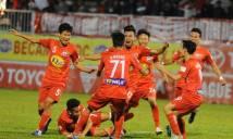Công Phượng lập cú đúp, HAGL giành chiến thắng đầu tay tại V-League 2017