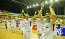 Đội tuyển futsal Việt Nam lại không